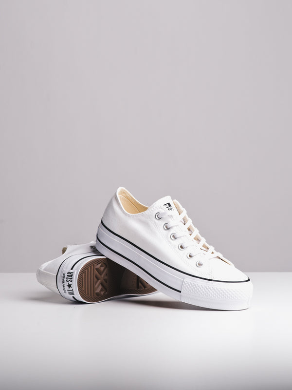 WOMENS CHUCK TAYLOR ALL STARS LIFT CANVAS SHOES