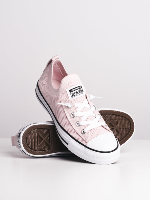 WOMENS CHUCK TAYLOR ALL-STARS SHORELINE KNIT - ROSE
