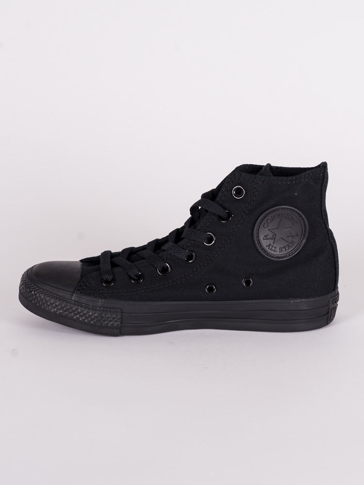 WOMENS CHUCKS MONO HI CANVAS SHOES SNEAKER