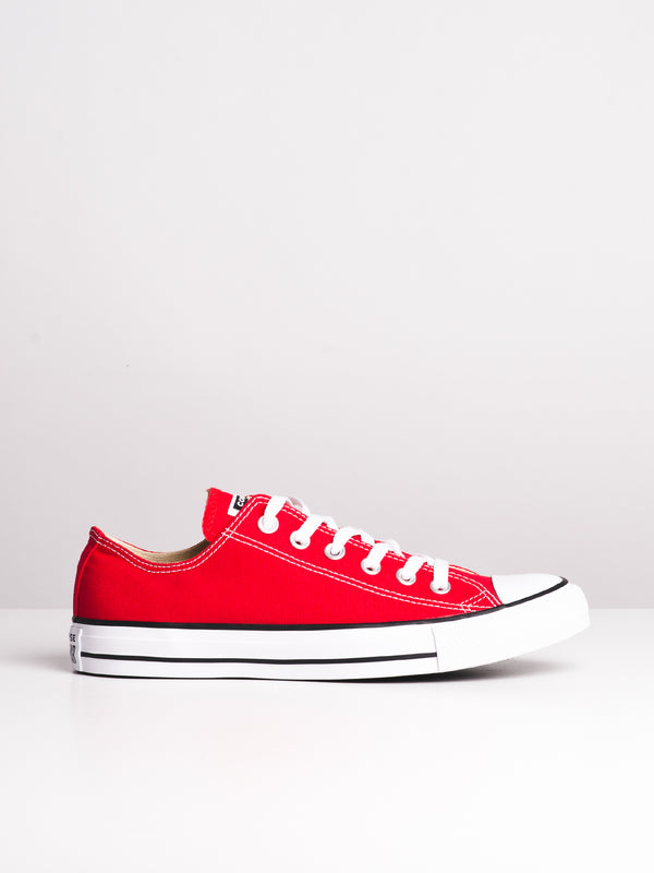 WOMENS CHUCKS OX CANVAS SHOES