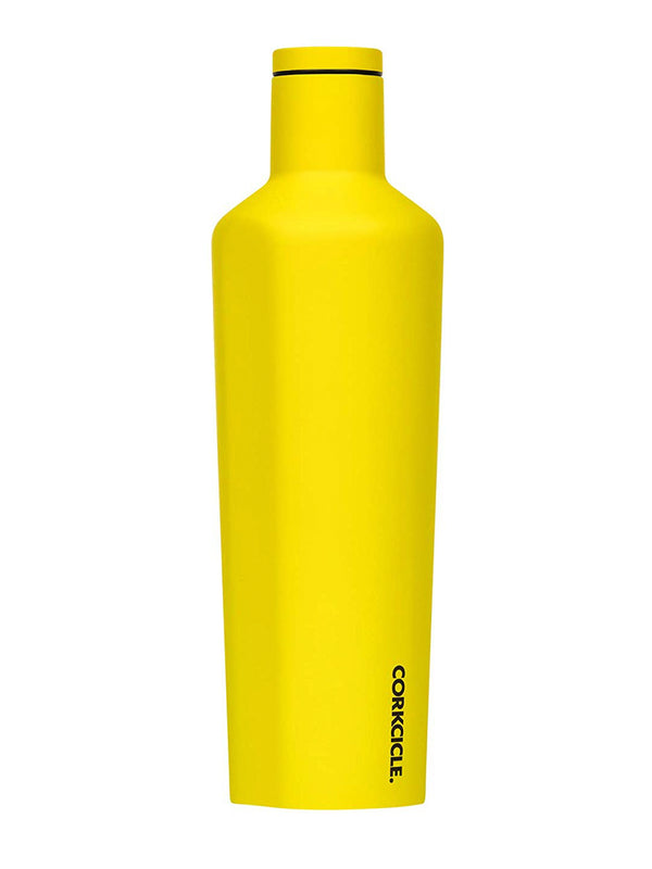 25oz CANTEEN - NEON YELLOW