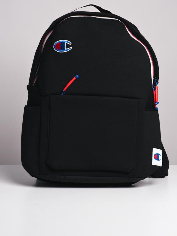 ATTRIBUTE LAPTOP BACKPACK - BLACK
