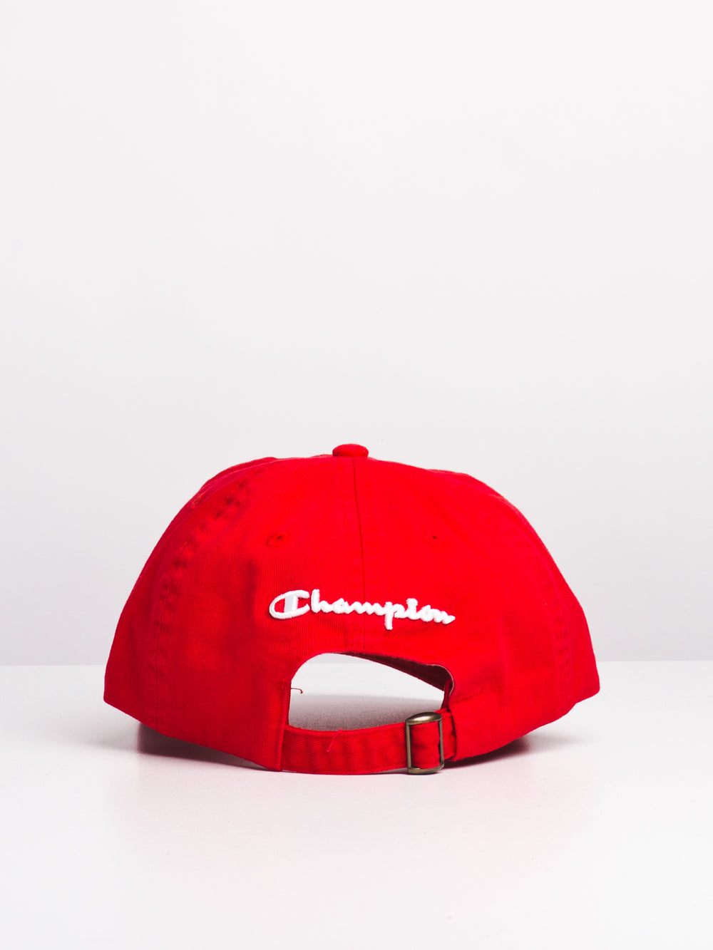OUR FATHER DAD ADJ CAP - RED