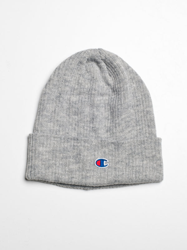 TRANSITION CUFF BEANIE - HTHR