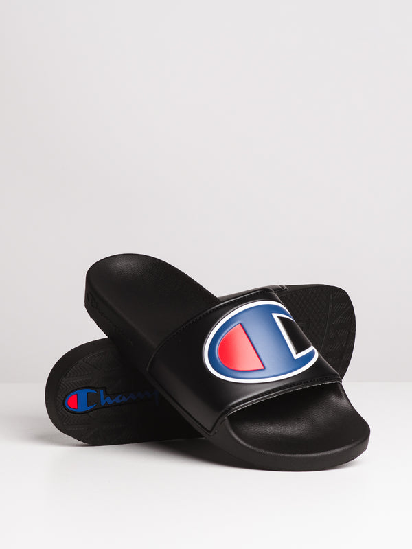 MENS IPO - BLACK SLIDES