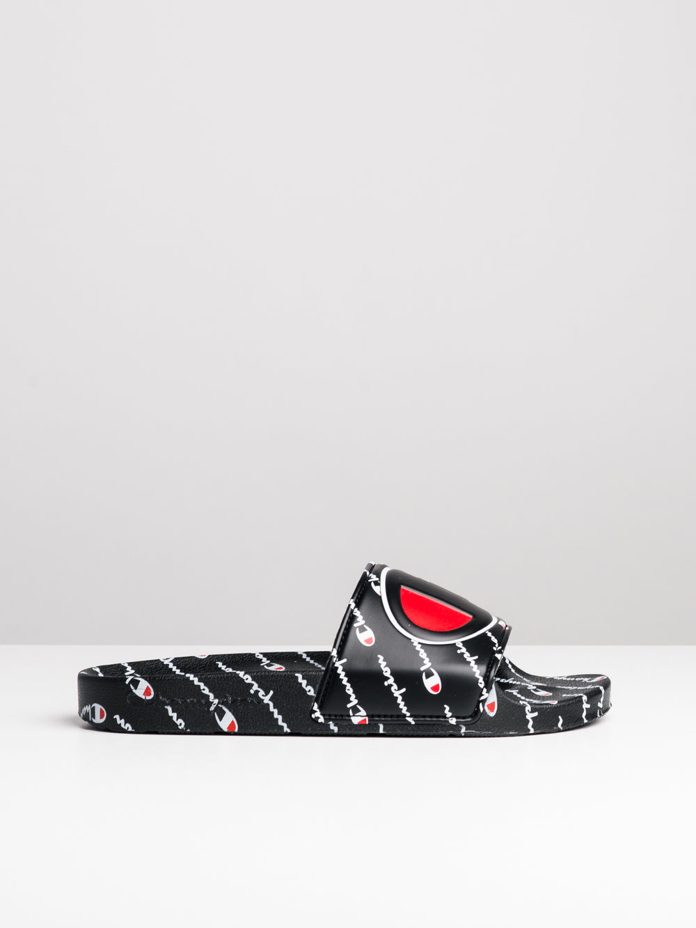 WOMENS IPO REPEAT - BLACK SLIDES