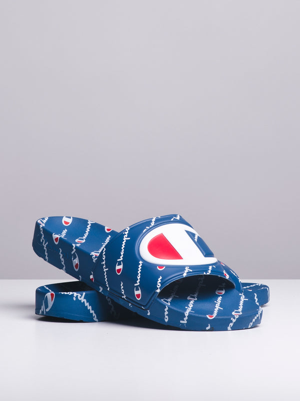 MENS IPO REPEAT - NAVY SLIDES