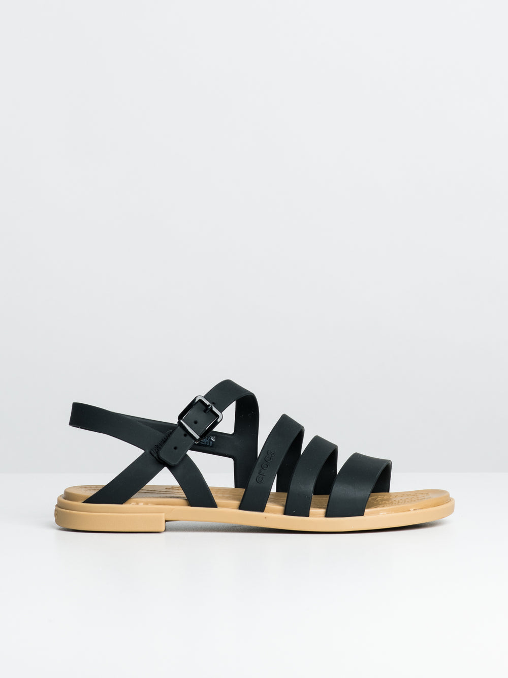WOMENS TULUM SANDAL - BLACK
