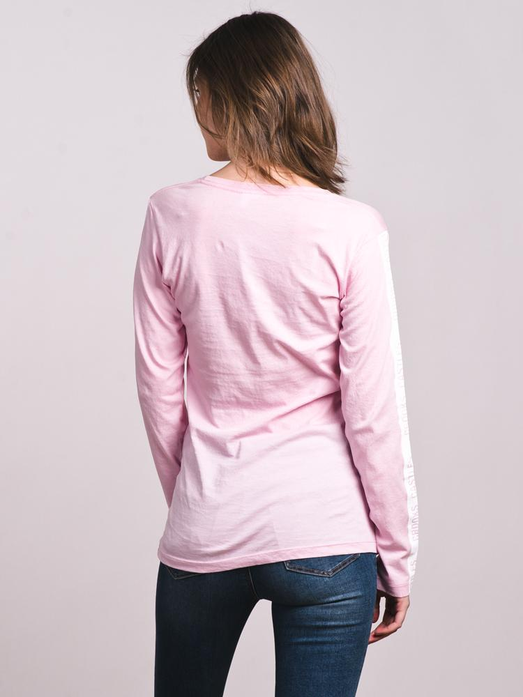 WOMENS SIDELINE LONG SLEEVE T SHIRT