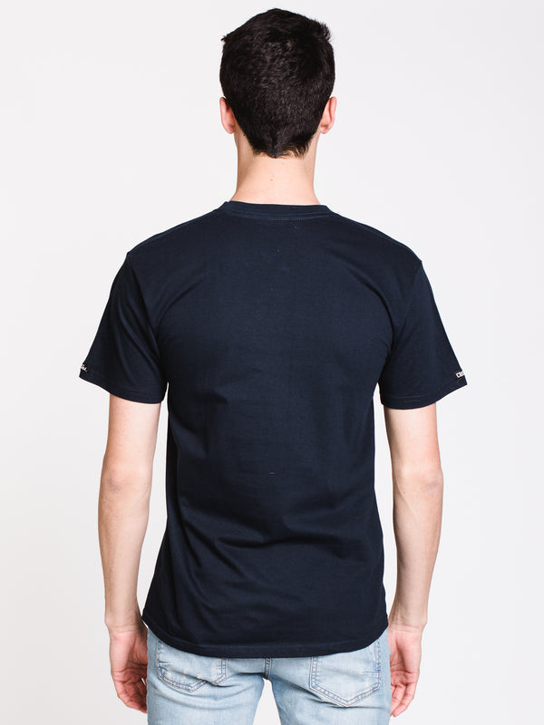 MENS MEDUSA KLEPTO SHORT SLEEVE T-SHIRT - NAVY
