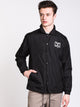 MENS REVERSE EMBROIDERED COACHES JACKET