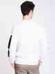 MENS GARDEN KLEPTO LONG SLEEVE T-SHIRT - WHITE