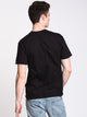 MENS C&C LOGO SHORT SLEEVE T-SHIRT - BLACK