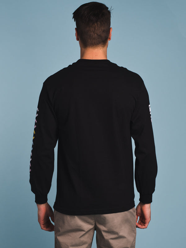 MENS MULTI LONG SLEEVE T SHIRT