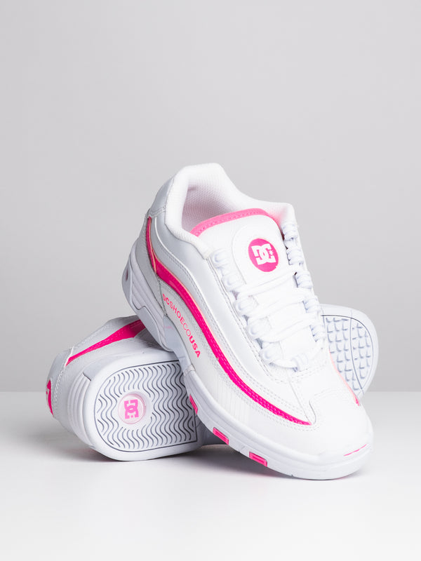 WOMENS LEGACY LITE - WHITE/HOT PINK