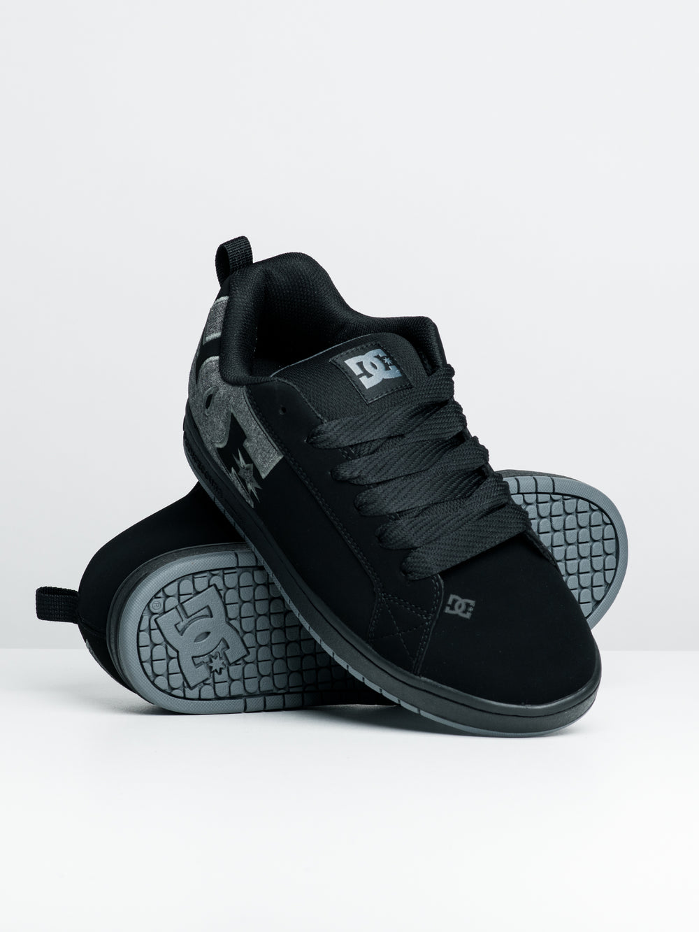 MENS COURT GRAFFIK - BLACK/GREY