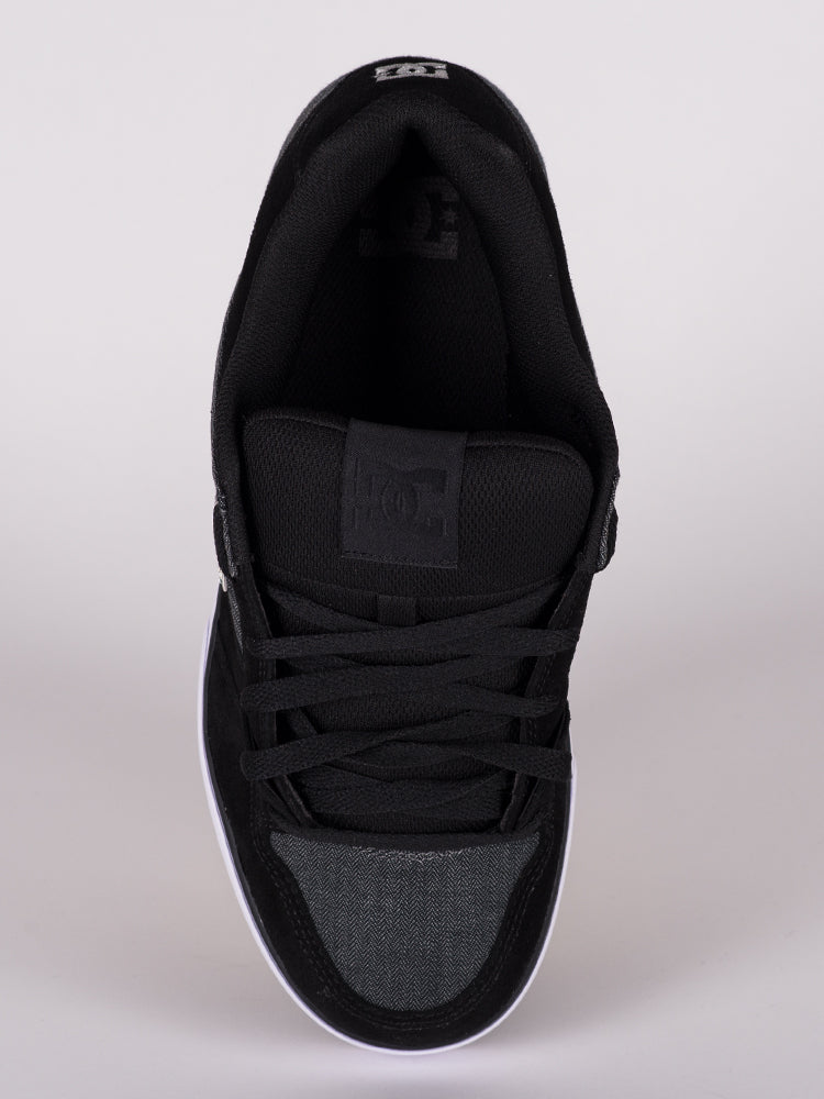 MENS PURE SE - BLACK/CHARCOAL - CLEARANCE