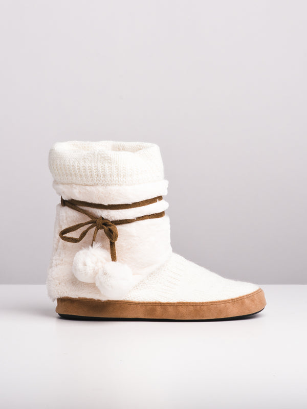 WOMENS CHLOE - WHITE-D5 - CLEARANCE