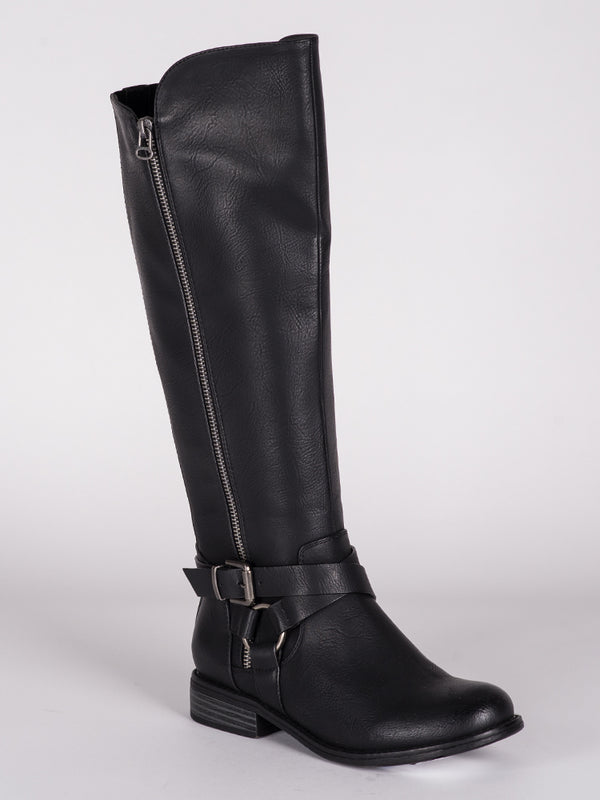 WOMENS DARCIE - BLACK-D5 - CLEARANCE