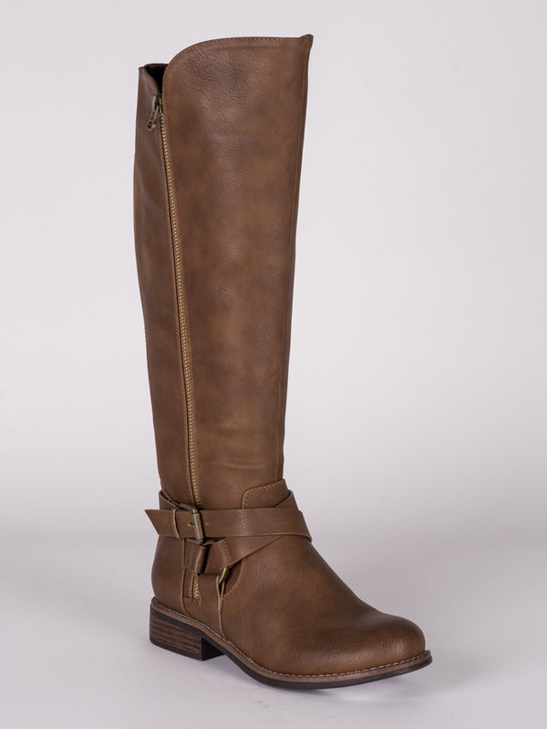 WOMENS DARCIE - BROWN-D5 - CLEARANCE