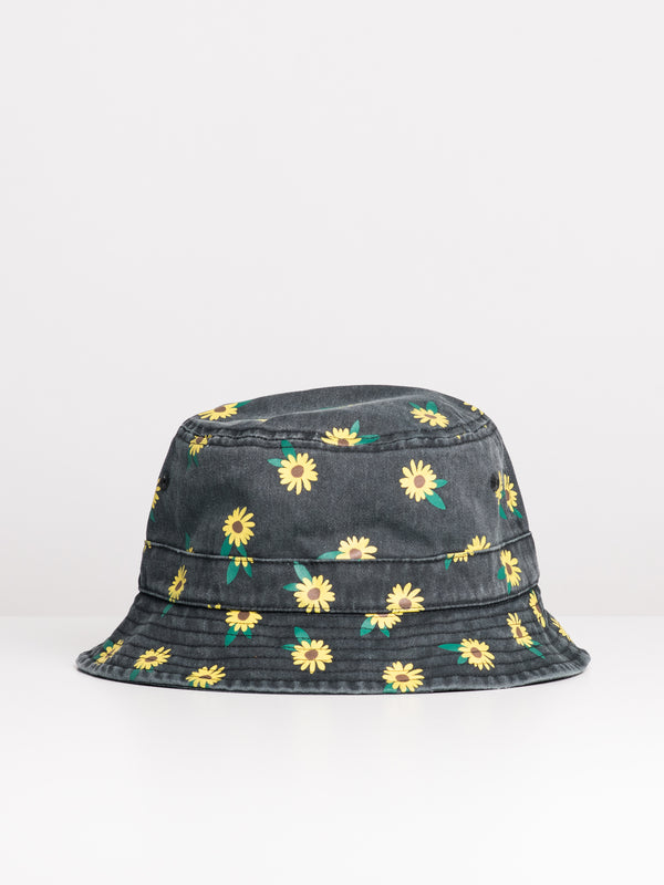 BUCKET HAT - SUNFLOWER