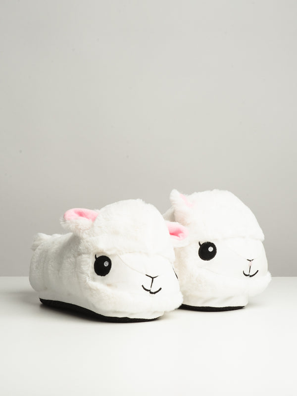 WOMENS LAMB - WHITE-D5