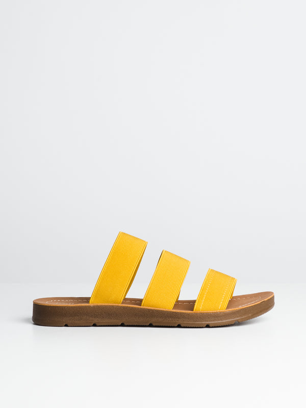 WOMENS SHAY - YELLOW-D2