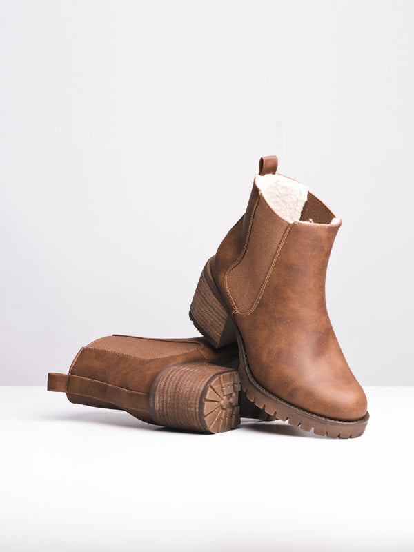 WOMENS BIANCA - BROWN-D4B