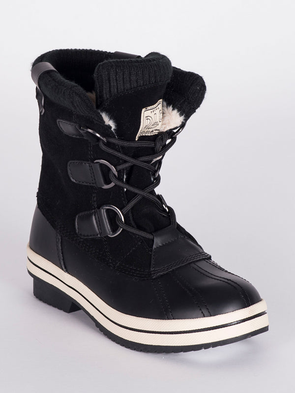 WOMENS CADENCE LEATHER WINTER BOOT - CLEARANCE