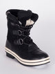 WOMENS CADENCE LEATHER WINTER BOOT