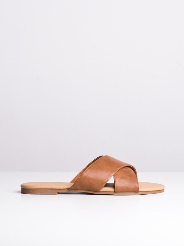 WOMENS JESSA TAN SANDALS