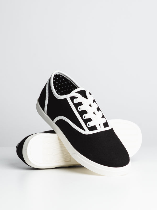 WOMENS ELSIE - BLACK-D1