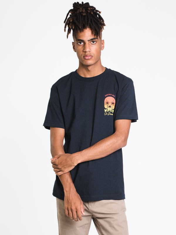 MENS ANOTHER DAY S/S T - NAVY