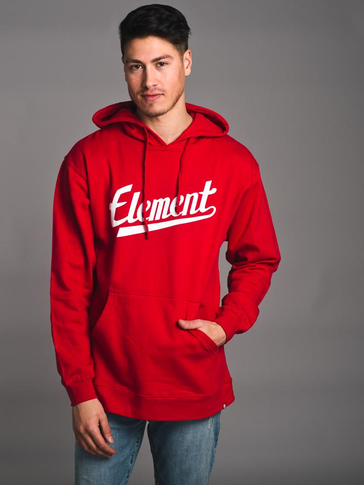 MENS LEAGUE PULL OVER HOODIE