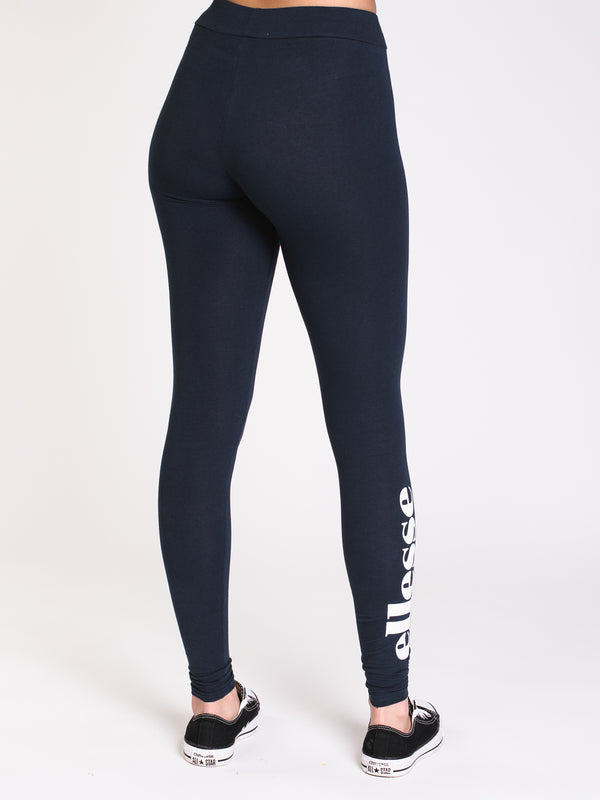 WOMENS SOLOS LEGGING - NAVY