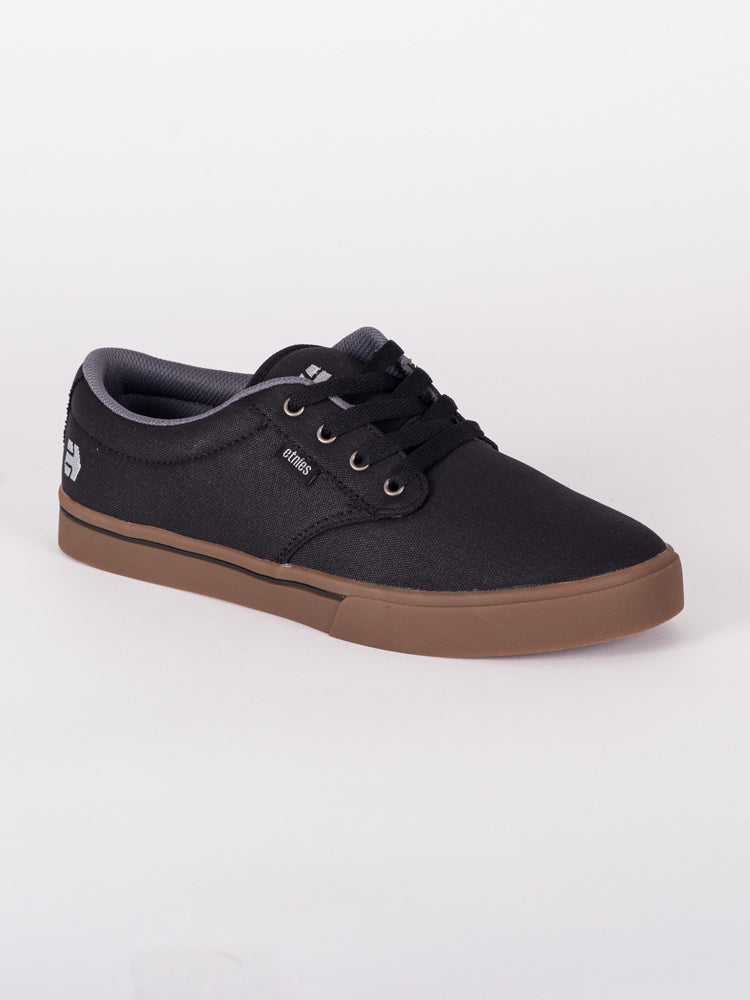 MENS JAMESON 2 ECO BLACK/GUM SNEAKERS