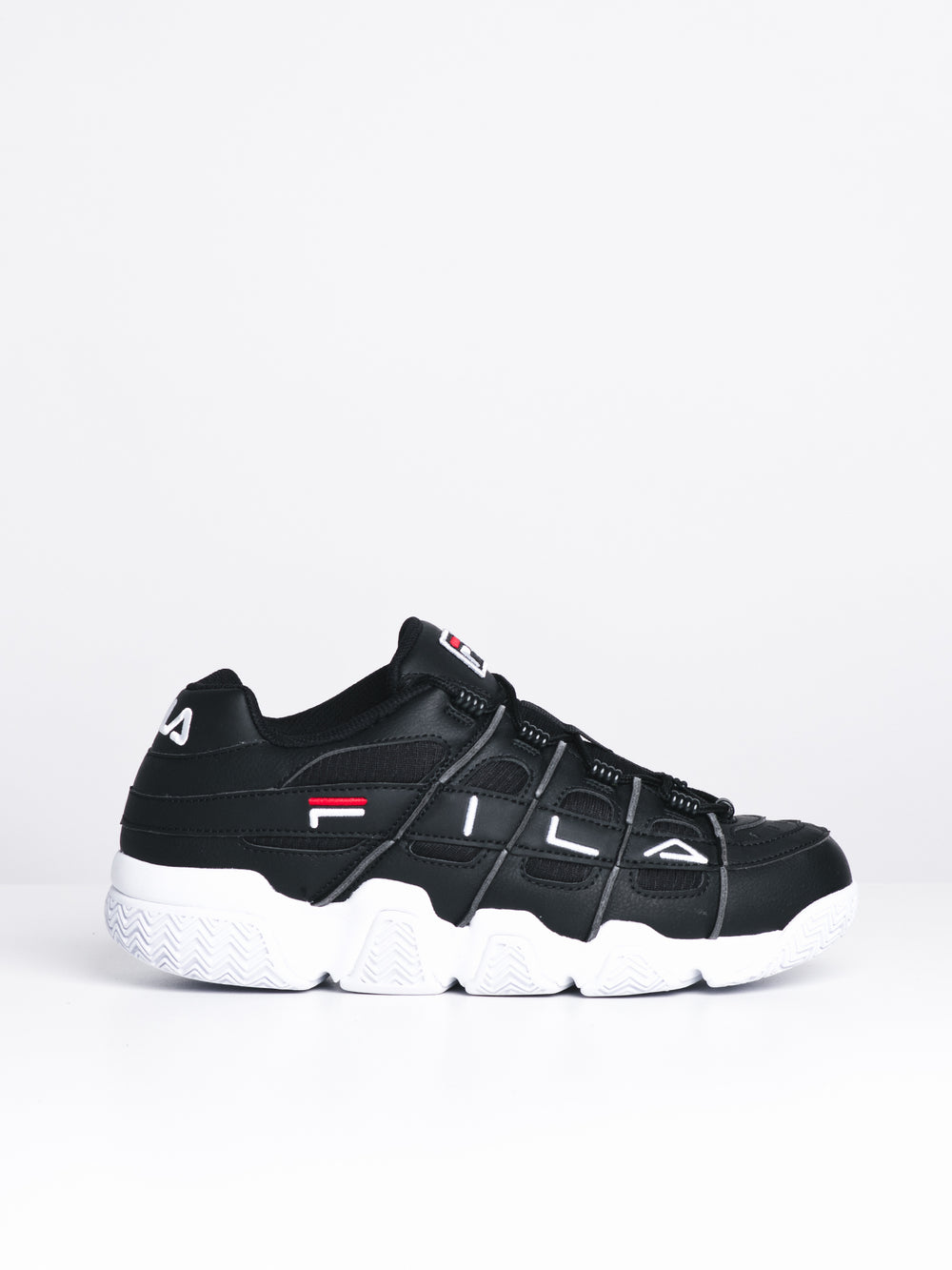 MENS BARRICADE XT LO - BLACK/RED