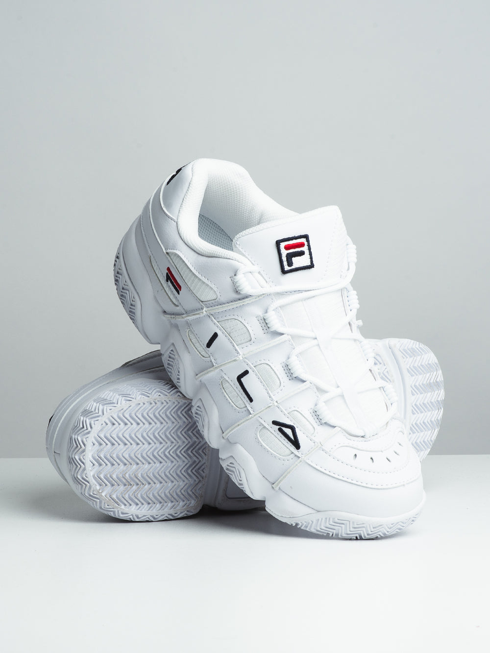 MENS BARRICADE XT LO - WHITE