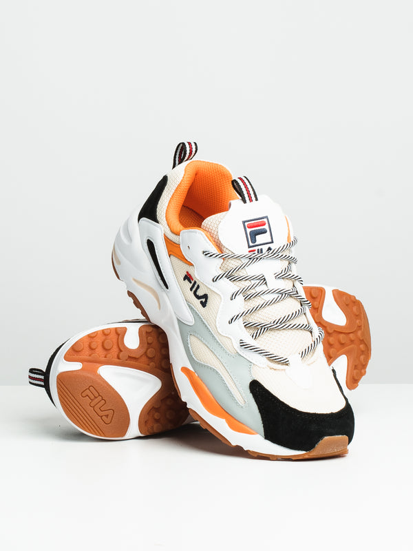 MENS RAY TRACER - SAND/WHITE/BLACK