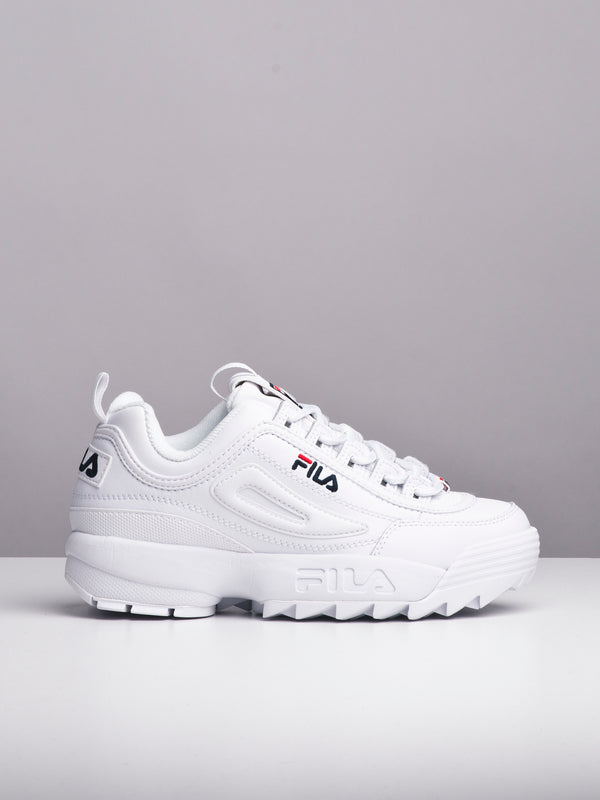 WOMENS DISRUPTOR II PREMIUM - WHITE