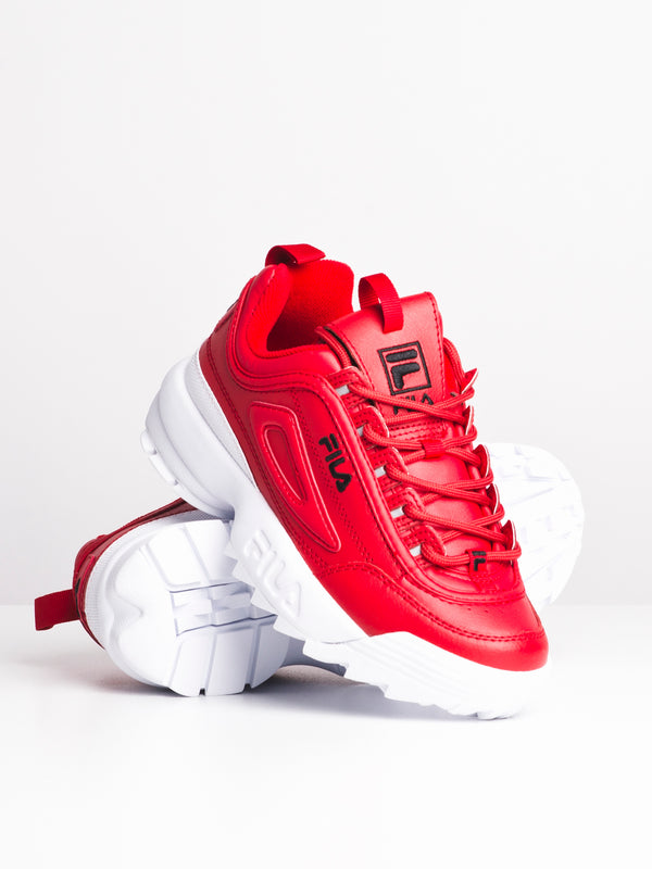 WOMENS DISRUPTOR II PREMIUM - RED