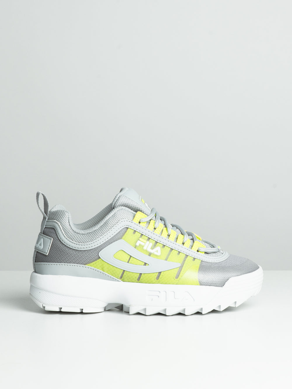 WOMENS DISRUPTOR II MONOMESH - GREY