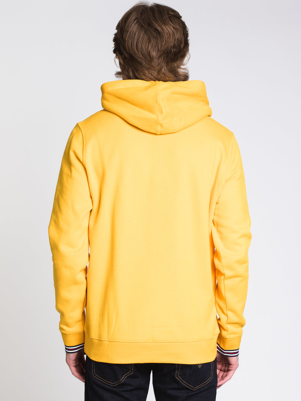 MENS NICO PULLOVER HOODIE- GOLD