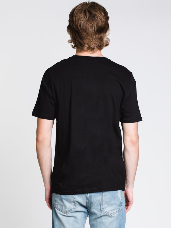 MENS THE F BOX SHORT SLEEVET-SHIRT- BLACK