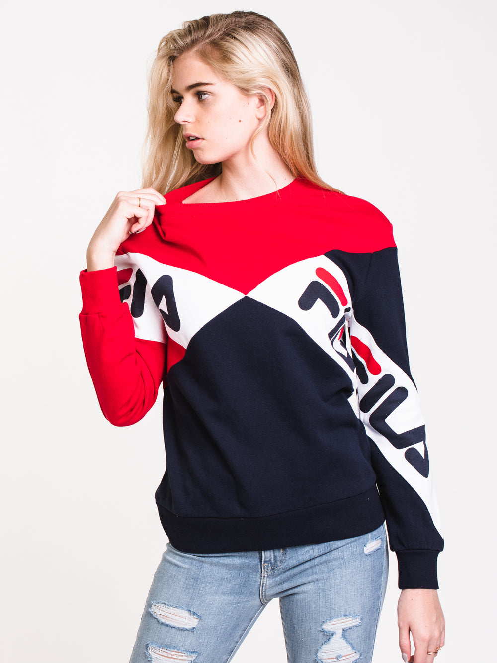 WOMENS LIDIA SWEATSHIRT