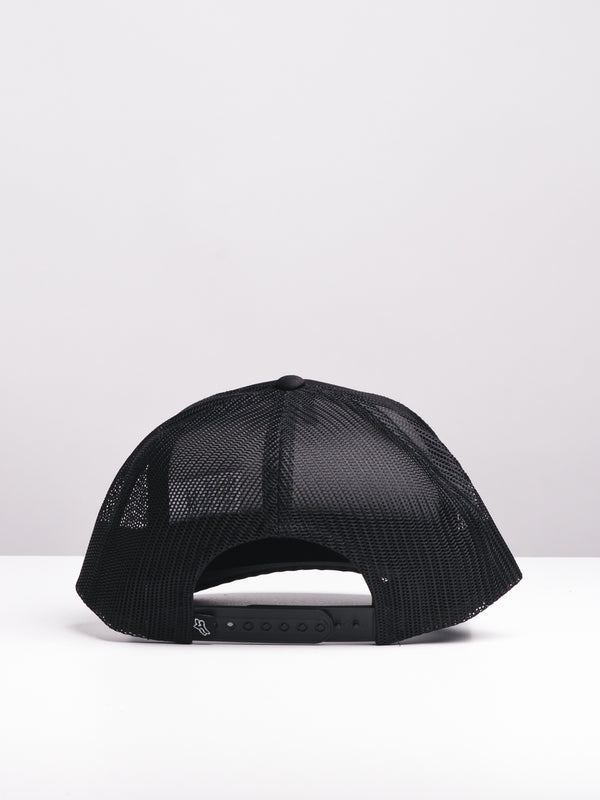 MOTO X HAT - BLACK - CLEARANCE