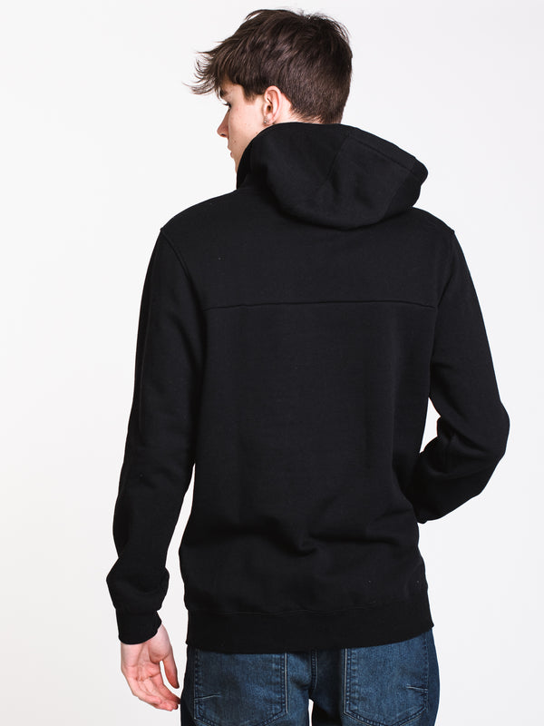MENS FOX HONDA Pullover HOOD - BLACK