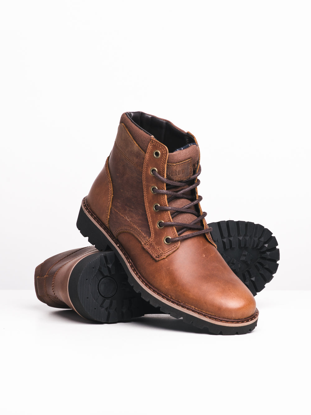 MENS WALLACE - BROWN-D4
