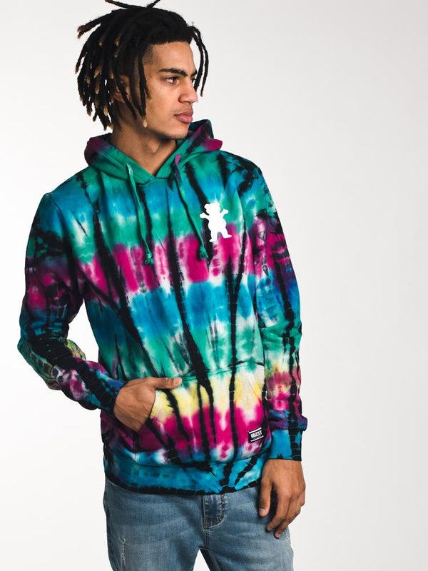 MENS ABOVE CLOUDS PULL OVER HOODIE
