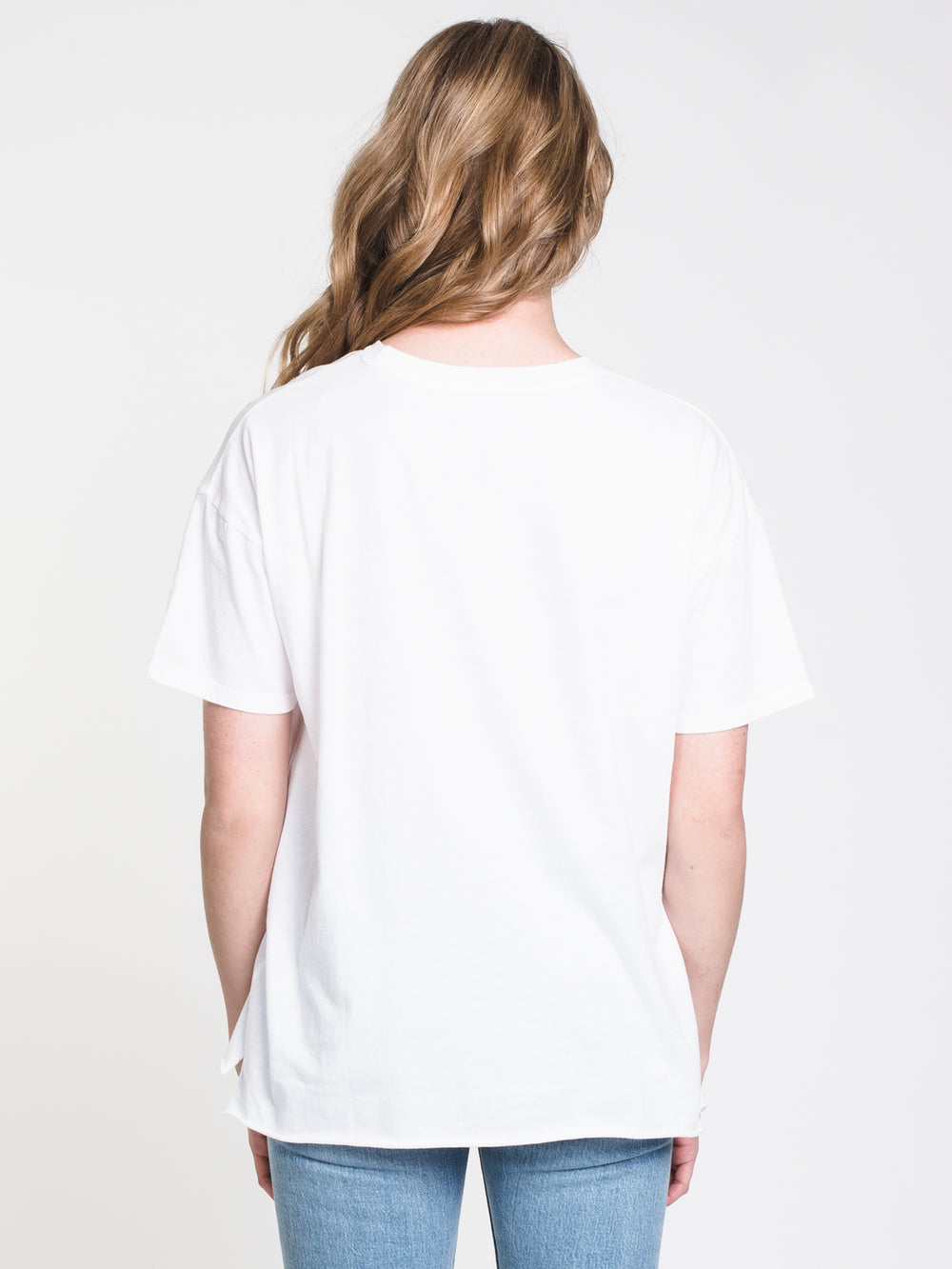 WOMENS BOYFRIEND SCREEN TEE